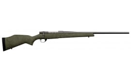 "Weatherby VMT65CMR4O Vanguard RC Bolt 6.5 Creedmoor 24"" 4+1 Synthetic Green w/Black Spiderweb Stock Blued"