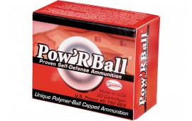 Cor-Bon PB09100 Glaser 9mm +P Powrball 100 GR - 20rd Box