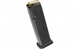 Magpul MAG661-BLK Pmag GL9 All Glock 9mm All Glock 9mm Double-Stack 9mm Luger 21 Round Polymer Black