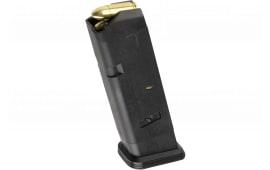Magpul MAG801-BLK Pmag GL9 Glock 17 10 Round Polymer Black