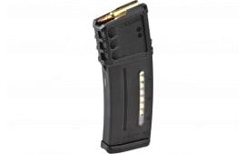 Magpul MAG234-BLK Pmag 30G MagLevel Heckler & Koch G36 223 Rem/5.56 NATO 30rd Round Polymer Black