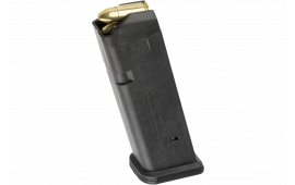 Magpul MAG546-BLK Pmag GL9 All Glock 9mm Luger 17 Round Polymer Black