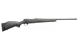 "Weatherby VLE256RR4O Vanguard Wilderness Bolt .25-06 24"" 5+1 Synthetic Black w/Gray Spiderweb Stock Blued"