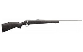 """Weatherby VCC270NR4O Vanguard Accuguard Bolt .270 24"""" 5+1 Synthetic Black w/Gray Spiderweb Stock Chrome Matte"""