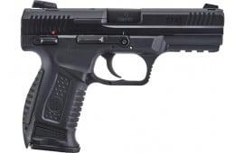 "SAR USA ST45BL USA ST45 Pistol 4.5"" Barrel 12rd MagBlack"