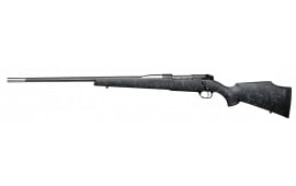 "Weatherby MAMM257WL6O Mark V Accumark Bolt .257 Weatherby Magnum 26"" 3+1 Synthetic Black w/Gray Spiderweb Stock"
