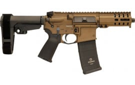 CMMG 94A179CMB Pistol Banshee 300 MK4 RDB/9ARC 30rd MID. Bronze