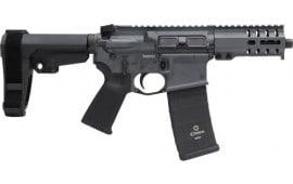 CMMG 94A179CSG Pistol Banshee 300 MK4 RDB/9ARC 30rd Sniper Grey