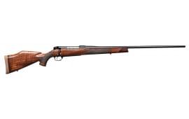 "Weatherby MDXM416WR8B Mark V Deluxe Bolt .416 Weatherby Magnum 28"" 2+1 Walnut Stock Blued"