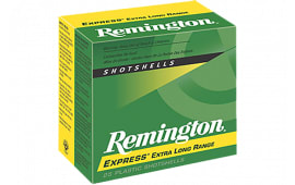 "Remington Ammunition SP41034 Express XLR 410GA 3"" 11/16oz #4 Shot - 25sh Box"
