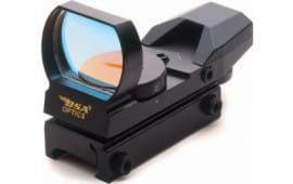 BSA Shadow Black Multi Reticle Sight