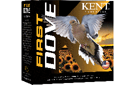 "Kent Cartridge K2042475 First Dove 20GA 2.75"" 7/8oz #7.5 Shot - 25sh Box"