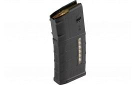Magpul MAG577-BLK Pmag GEN M3 Window SR25/M110 7.62x51mm 308 Win/ 7.62x51mm 25 Round Magazine Polymer Black