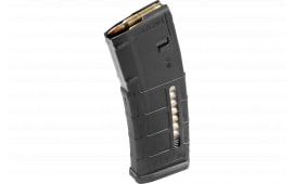 Magpul MAG570-BLK Pmag GEn M2 MOE Window AR15/M4 5.56 NATO/.233 Remington 30rd Round Polymer Black