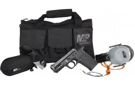 Smith & Wesson 13114 Shield M2.0 M&P EZ Blackened SS/BLK Range KIT