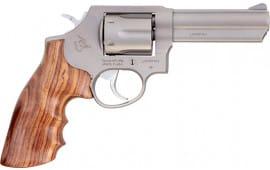 "Taurus 2650049HWD1 65 357 4"" FS Wood MTSS Revolver"