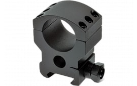 "Burris 420167 XTR Ring Single 30mm Dia Extra High 1.6"" Aluminum Black Matte"