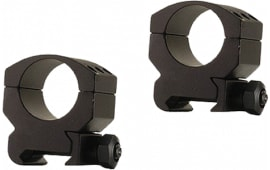 "Burris 420181 XTR Ring Set 1"" Dia 1"" Black Matte"