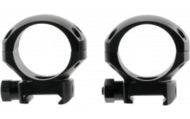 "Burris 420190 Xtreme Tactical Ring Set 34mm Dia 1"" Black Matte"