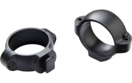 "Burris 420501 Signature Rings Burris Medium 1"" Diameter Steel Black Matte"