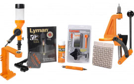 LYM 7810350 Brass Smith C-FRAME Reloading KIT