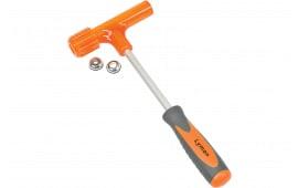 Lyman 7810216 Mag Inertia Bullet Puller Magnum Orange/Black