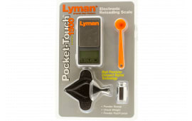 Lyman 7750725 Pocket Touch Reloading Scale 1 Multi-Caliber 1500 GR