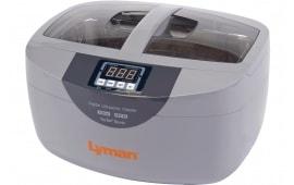 Lyman 7631700 Ultrasonic Case Cleaner Turbo Sonic 2500 Case Cleaner 2.6 qt