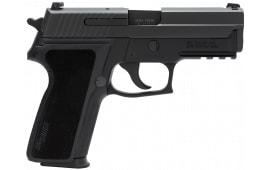 """Sig Sauer E29R9BSS P229 Standard DA/SA 9mm 3.9"""" 15+1 NS Black Poly Grip Black SS"""