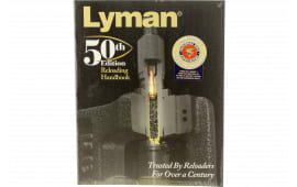 Lyman 9816051 50th Edition Reloading Handbook