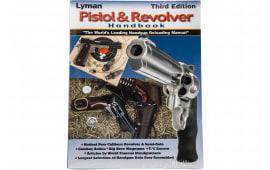 Lyman 9816500 Pistol/Revolver Reloading Manual 3rd Edition