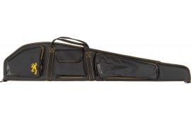 Browning 1419589901 Black/GOLD Rifle Case 50IN