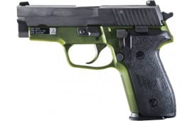 Sig Sauer M11A1AGF M11A1 9mm 3.9 Army Green 2-TONE NS SRT 15rd