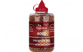 Crosman 767 CopperHead BBs .177 Copper-Coated Steel 6000 Carton