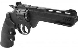 Crosman CCP8B2 Vigilante Air Pistol Revolver/Repeater .177 & BBs Black