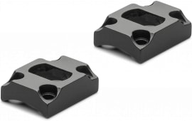 Leupold 65413 2-Piece Base For Browning X-Bolt Dual Dovetail Style Black Matte Finish
