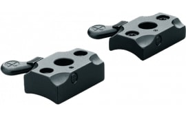 Leupold 66080 2-Piece Base For Browning X-Bolt Quick Release Style Black Matte Finish