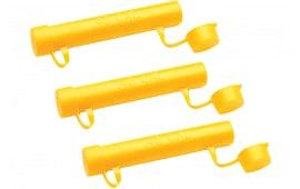 CVA AC1617 Magnum Speed Loader .45 Cal Plastic Yellow