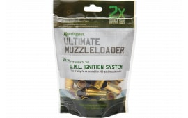 Remington Ammunition Rpcuml Ultimate Muzzleloader Primed Brass .50 24 Per Bag
