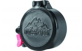 Butler Creek 30290 Flip-Open Objective Lens Cover Sz 29 Black