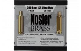 Nosler 10228 Brass Nosler 300 Remington Ultra Magnum