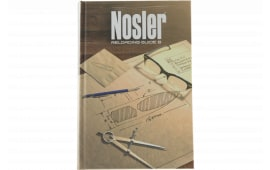 Nosler 50008 Reloading Manual Book #8