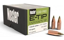 NOS 59387 E-TIP 7.62x39 123 Lead Free 50