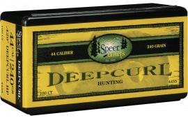 Speer 4455 Handgun 44 Caliber .429 240 GR DeepCurl Hollow Point 50 Box
