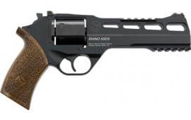 Chiappa 340.167 Rhino 60DS 9mm 6rd Walnut FOS 6rd Revolver