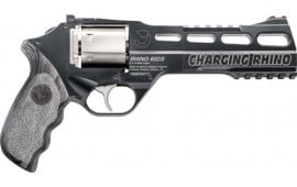 Chiappa 340.271 Charging Rhino 60DS 9mm Laminate Grips Fiber Optic Sights 6rd Revolver