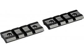 Redfield Mounts 47519 2-Piece Base For Remington 870 Weaver Style Black Finish