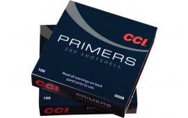 CCI 0008 Primer 209 Shotshell 10 Boxes of 100 Primer