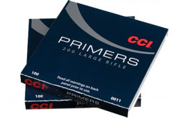 CCI 0014 Primer Small Pistol 10 Boxes of 100 Primer