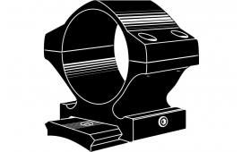 "Kwik-Site Kswevh Weaver Style 32 to 44mm Objective Lens High 1"" Diameter Black"